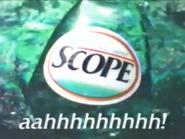 Scope URA TVC 1995