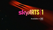 Sky Arts 1 ID - Jazz - 2008