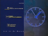 Souto Maior Banco Motta e Azorita Credito Predial clock 1999