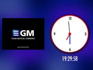 EPT 1998 Clock - General Mutual
