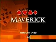 Four Network promo - Maverick - 2006