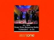 Sky One promo - Soap Stars Behaving Badly - 2002