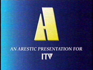 Artesic Presentation for ITV endcap 1989