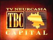 TV Neurcasia TBC Capital ID 1989