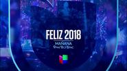 Univision promo - Feliz 2018 - 2017