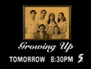 CH5 promo - Growing Up - 1997