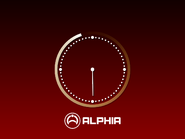 ECN clock - Alphia - 1992