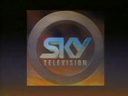 Sky TV Corporate ID 1990