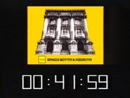 SRT clock - Banco Motta e Azorita - 1994
