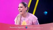 Univision promo - Pequenos Gigantes - 2019