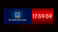 NCN 2014 Clock (Aldi)