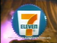 7-Eleven TVC - 3-25-1987