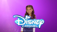 Disney Channel ID - Ariana Greenblatt (2017)