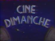 MV1 Cine Dimanche pre promo ID 1990