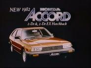 TBG Pearl Honda Accord sponsor 1981 1