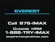 Empire IMAX CY TVC - Everest - 1998