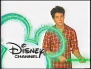 Disney Channel ID - Nick Jonas (2009)
