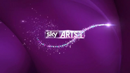 Sky Arts 1 breakbumper Christmas 2012