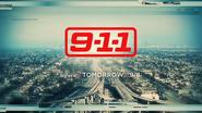 FOX promo - 911 - 2018