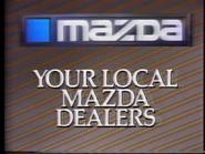 Mazda TVC 1986