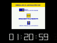 SRT clock - PSM BMA CPSM - 1997
