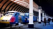 Sky 1 ID - All Aboard - East Coast Trains - 2013