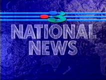 3 National News open 1992