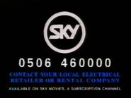 Sky AS TVC 1990