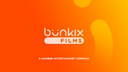 Bunkix Films opening with byline