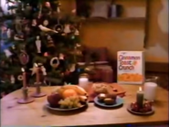 Cinnamon Toast Crunch TVC Christmas 1987