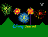 Disney Channel ID - Bonfire Night (1999)