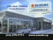 Suzuki Larochelle Quillec TVC 2006