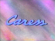 Univision sponsorship billboard - Caress - 1994