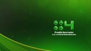 Channel 4 Neurcasia 2012 green endcap