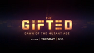 FOX promo - The Gifted - Dawn of the Mutant Age - 2018