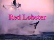 Red Lobster Givraskan Crab Rush URA TVC 1991 - 1