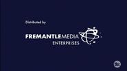 TBC screenbug + Fremantle logo