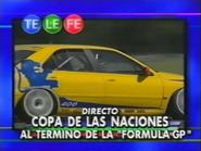 Telefe promo formula gp 1999