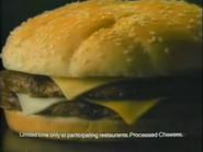 Burger King The Big Cheese TVC - 5-15-1988 - 1