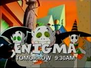 CH5 promo - Enigma - 1997