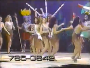 Telemundo promo - Miss Universe 97 - 1996 - 2