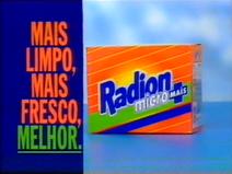 Radion Micro Mais ad 1992