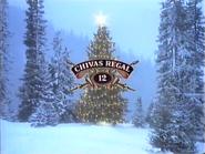 SRT sponsorship billboard - Chivas Regal - Christmas 1996