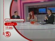 El Cinco promo - Los Profesionales - 2007