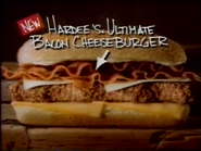 Hardee's Ultimate Bacon Cheeseburger URA TVC 1994 - 2