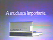 Sigma sponsor billboard Century 1982