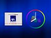 Mega clock - AXA - 1999
