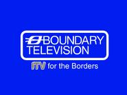 Boundary ITV 1986 ID - 2