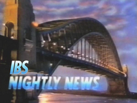 IBS Nightly News 1990