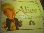 NBC promo - Alice in Wonderland - 1999